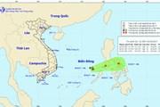 Vùng áp thấp giữ hướng di chuyển, Nam Bộ ngập lụt ở vùng trũng