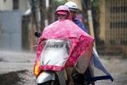 Trung và Nam bộ mưa lớn, nguy cơ cao lũ quét và sạt lở vùng núi