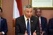 Thủ tướng Singapore Lý Hiển Long bắt đầu chuyến thăm Mỹ