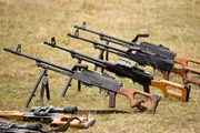 Quân đội Ai Cập và Libya chống buôn lậu vũ khí tại biên giới