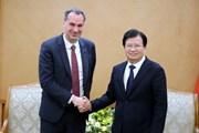 Thúc đẩy hợp tác giữa các doanh nghiệp Việt Nam và Đức