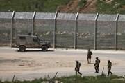 Xe tăng Israel bắn cảnh cáo về Syria lần thứ hai trong hai ngày