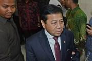 Chủ tịch Hạ viện Indonesia muốn giữ chức trong thời gian điều tra