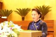 Chủ tịch Quốc hội sẽ thăm chính thức Singapore và Australia