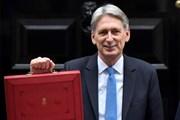 Anh công bố báo cáo ngân sách mùa Thu đang được chờ đợi