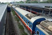 Khai trương tuyến vận tải đường sắt giữa Hà Nội-Giang Tây