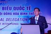 Thắt chặt tình đoàn kết gắn bó giữa nhân dân Việt Nam với thế giới
