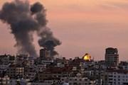 Israel không kích Hamas sau vụ phóng tên lửa từ Dải Gaza