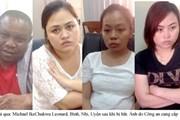 Lừa đảo qua mạng xã hội, một người nước ngoài lĩnh án 18 năm tù