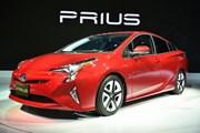 Hãng Toyota chuyển hướng tập trung vào các dòng ôtô ''xanh''