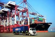 Đầu tư trực tiếp nước ngoài vào Trung Quốc tăng mạnh trong tháng 11