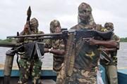 Nigeria giải cứu bốn công dân Trung Quốc bị cướp biển bắt cóc