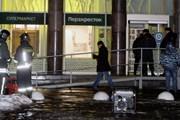 Nga bắt giữ chủ mưu vụ đánh bom siêu thị ở St.Petersburg