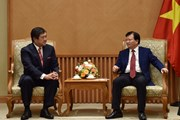 Việt Nam mong muốn Nhật Bản tiếp tục triển khai các dự án hạ tầng lớn
