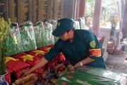 Quảng Trị: Phát hiện 27 hài cốt liệt sỹ nằm dọc bờ sông Thạch Hãn