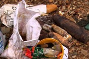 Quảng Trị xử lý 260 vật liệu nổ thu gom từ cơ sở phế liệu