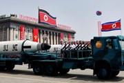 Triều Tiên chuẩn bị diễu binh quy mô lớn trước thềm Olympic mùa Đông