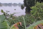 Thi thể người đàn ông có nhiều vết đâm trôi trên sông Sài Gòn