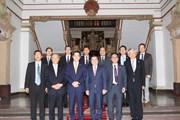 Thành phố Hồ Chí Minh và tỉnh Ehime của Nhật Bản thúc đẩy hợp tác