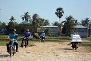 Tạo điều kiện cho công dân Việt-Campuchia qua lại biên giới dịp Tết