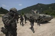 Quân đội Hàn Quốc cảnh giác trước ý định của Triều Tiên