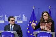 Mexico-EU kéo dài vòng đàm phán về nâng cấp FTA chung