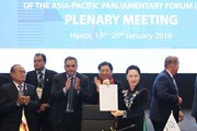 Toàn văn Bài phát biểu bế mạc APPF-26 của Chủ tịch Quốc hội
