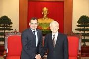Mexico quyết tâm thúc đẩy quan hệ hữu nghị, hợp tác với Việt Nam