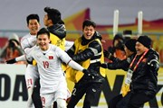 Thành phố Hà Nội thưởng đội tuyển U23 Việt Nam 1 tỷ đồng