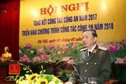 Công an Hà Nội bảo đảm tuyệt đối cho Thủ đô trong mọi tình huống