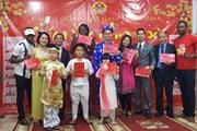 Cộng đồng người Việt Nam tại Nigeria hân hoan đón tết Mậu Tuất