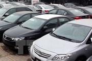 Sửa đổi điều kiện tạm nhập khẩu miễn thuế xe ôtô của một số đối tượng