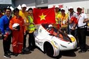 Đại học Lạc Hồng vô địch cuộc thi xe tiết kiệm nhiên liệu châu Á