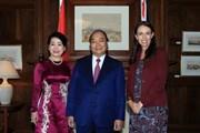 Tuyên bố chung thúc đẩy quan hệ đối tác toàn diện Việt Nam-New Zealand