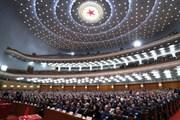 Quốc hội Trung Quốc tiến hành bầu các vị trí lãnh đạo cấp cao