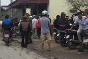 Hải Phòng: Nổ téc xăng khiến một người chết, một người bị thương