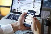 Phạt chủ tài khoản fanpage vì đưa tin sai sự thật lên mạng xã hội