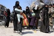 Không kích tại Syria, trẻ em và phụ nữ thiệt mạng khi đang trú ẩn