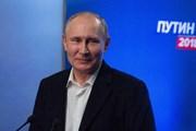 Chủ tịch nước Trần Đại Quang gửi Thư chúc mừng Tổng thống Nga