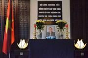 Lễ viếng nguyên Thủ tướng Phan Văn Khải tại Mỹ và nhiều nước châu Âu