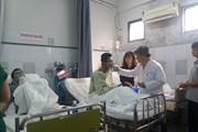 Vụ cháy chung cư Carina: 14/46 người bị thương đã được xuất viện