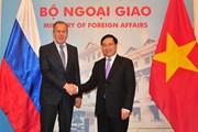 Quan hệ Đối tác chiến lược toàn diện Việt-Nga phát triển bền vững