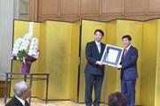 Bổ nhiệm bác sỹ Nagato Natsume làm Lãnh sự danh dự Việt Nam tại Aichi