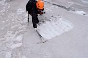 Bồ hóng làm tăng tốc độ tan chảy của các dòng sông băng