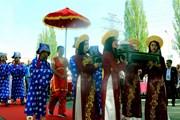 Trang trọng Lễ giỗ tổ Hùng Vương của người Việt tại Cộng hòa Séc