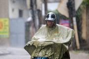 Không khí lạnh tác động, Bắc Bộ mưa dông, nhiệt độ giảm