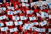 Hàn Quốc treo lá cờ thống nhất bán đảo Triều Tiên trên khắp cả nước