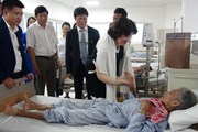 Đại sứ Cuba tại Việt Nam thăm và làm việc tại tỉnh Quảng Bình
