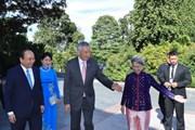 Báo chí Singapore đánh giá cao chuyến thăm của Thủ tướng