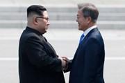 Cuộc gặp thượng đỉnh đánh dấu sự tan băng trong quan hệ liên Triều